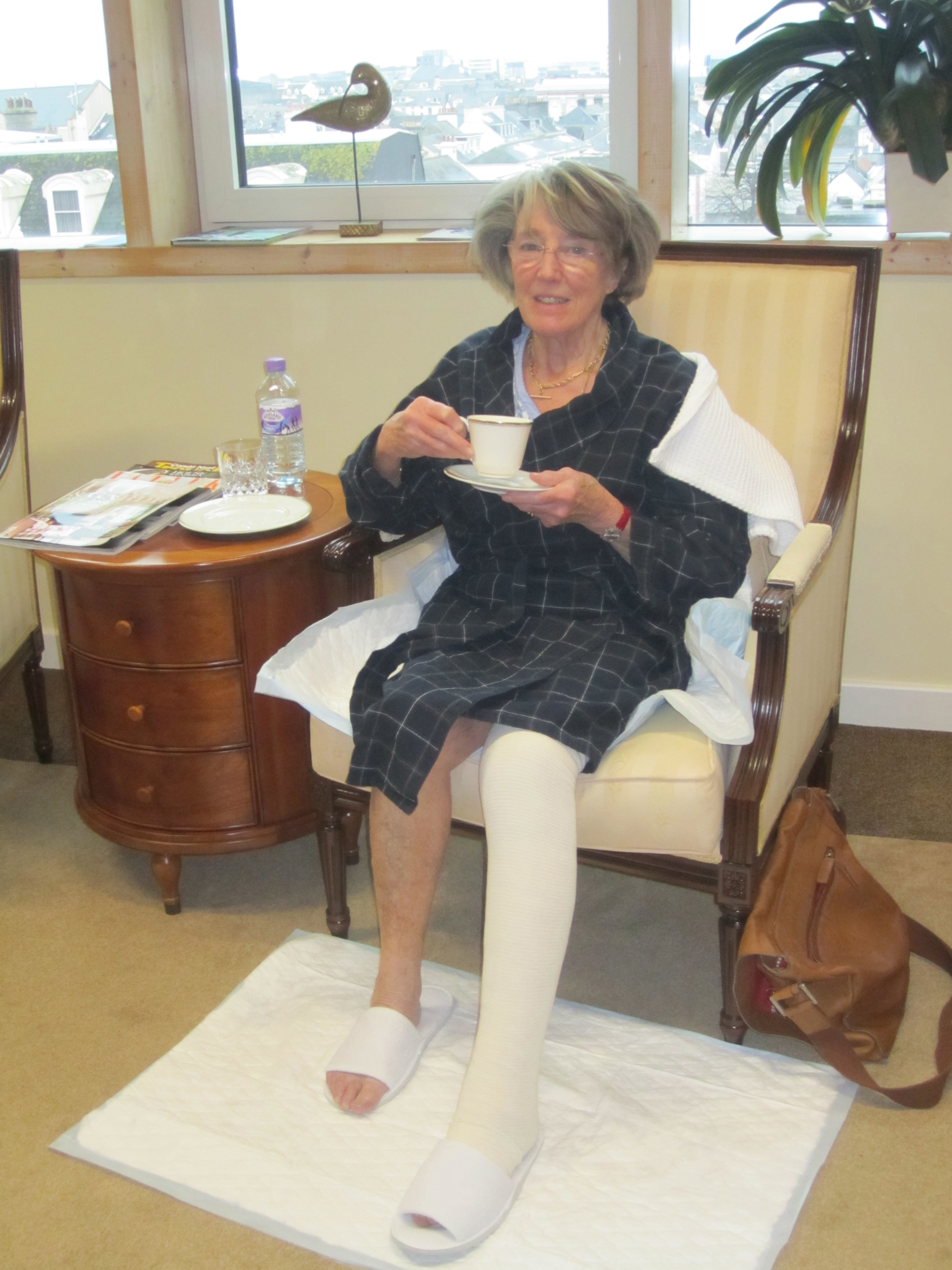Keyhole treatments for varicose veins in Jersey and UK